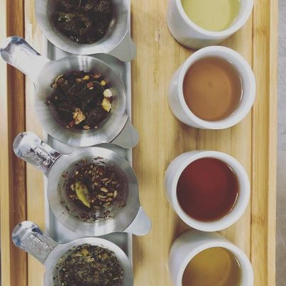 Tea flights